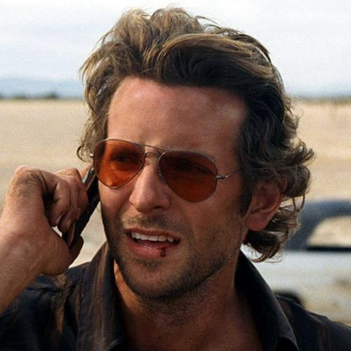 45 Bradley Cooper Hairstyles For Keepin It So Hardcore Menhairstylist Com