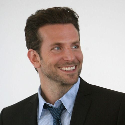 high and tight bradley cooper hairstyles