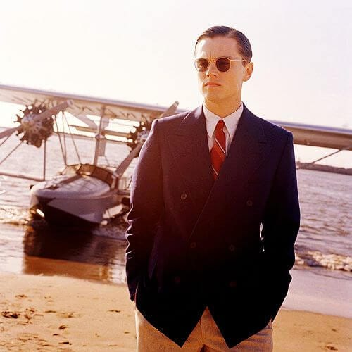 howard hughes the aviator leonardo dicaprio hairstyles