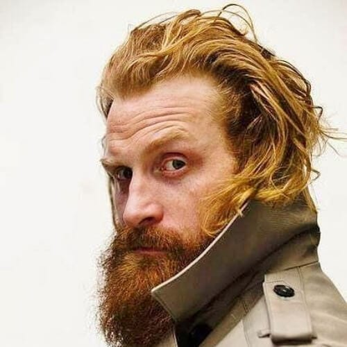 kristofer hivju hairstyles with beard