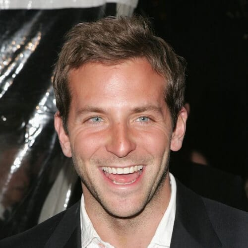 light brown bradley cooper hairstyles