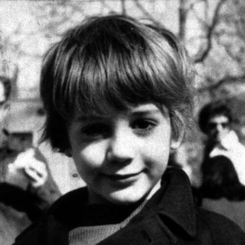 little boy robert downey jr haircut