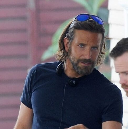 off duty bradley cooper hairstyles