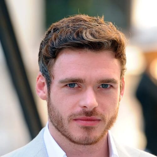 richard madden hairstyles with beard