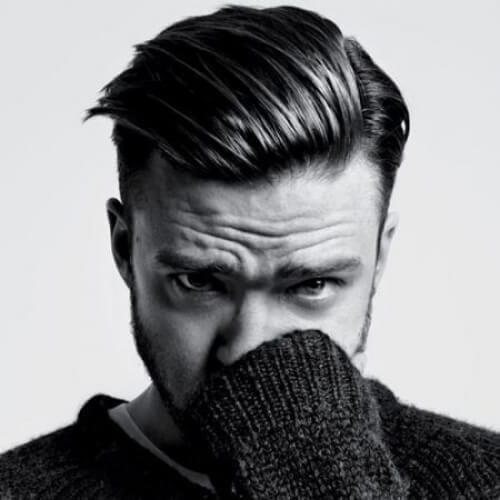 Justin Timberlake popular hairstyles for men