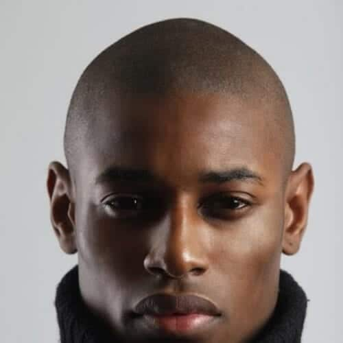 buzz cut short haircuts for black men