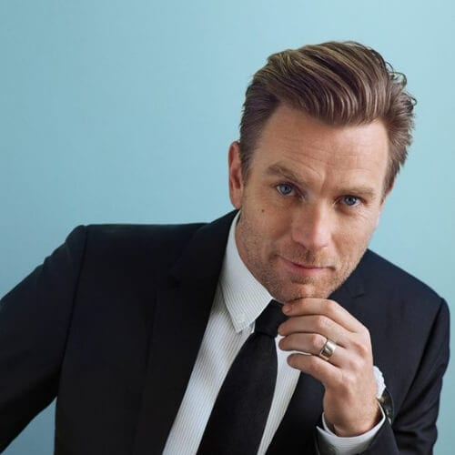 ewan mcgregor mens hairstyles for oval faces