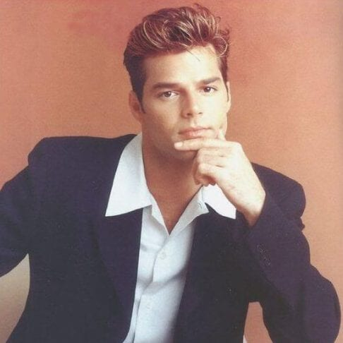 ricky martin hair style 45 handsome ricky martin haircut ideas 1808 | highlighted blowout ricky martin haircut e1524739625228