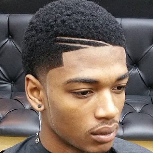 50 Exciting Short Haircuts For Black Men Menhairstylist Com Men