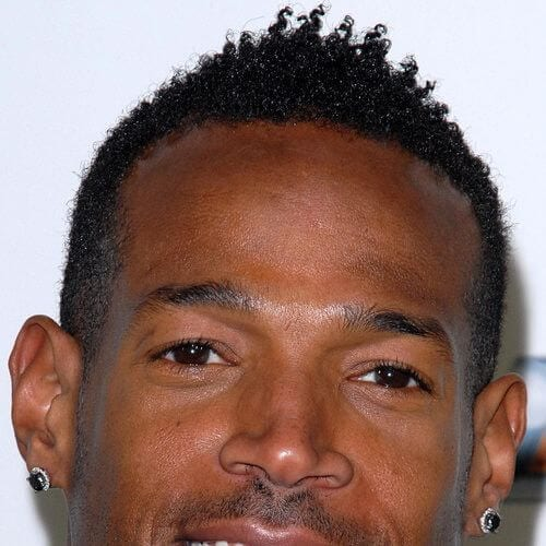 marlon wayans short haircuts for black men