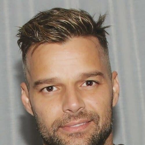 ricky martin hair style 45 handsome ricky martin haircut ideas 1808