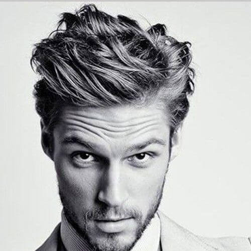 45 Men S Hairstyles For Oval Faces For The Perfect Look