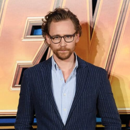 tom hiddleston popular hairstyles for men