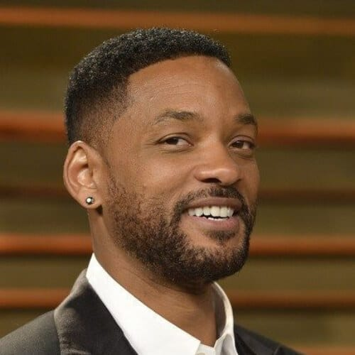 will smith short haircuts for black men