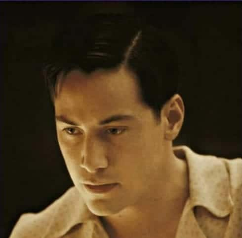 a walk in the clouds keanu reeves hair