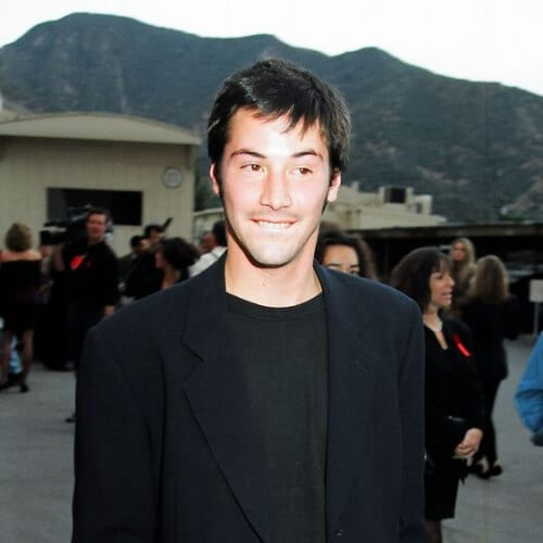 baby bangs keanu reeves hair