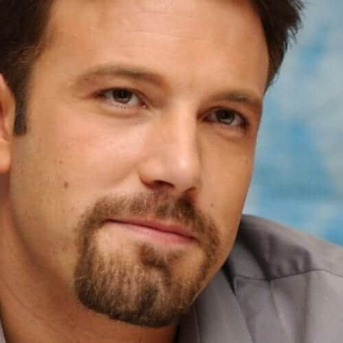 ben affleck mustache and goatee styles