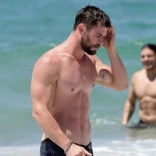 chris hemsworth summer hairstyles for men