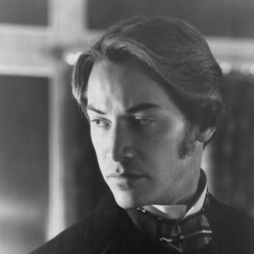 dracula keanu reeves hair