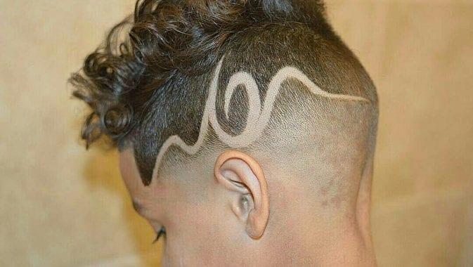 hair designs for boys