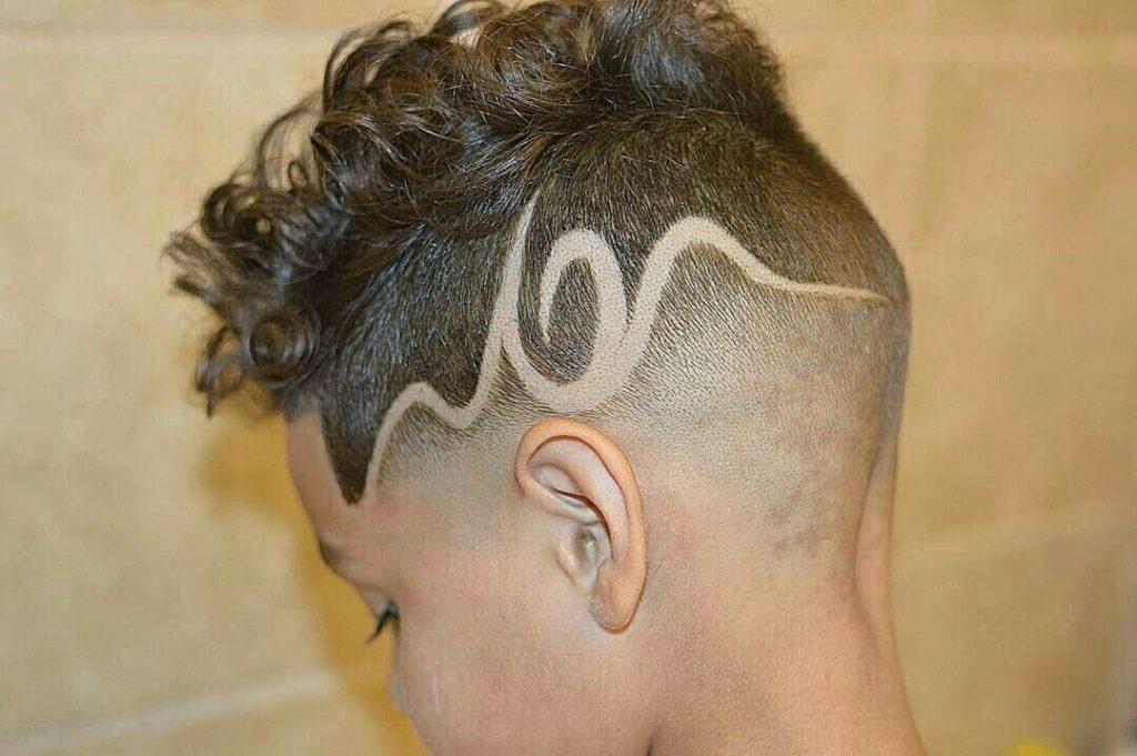 50 Lovable Hair Designs For Boys Menhairstylist