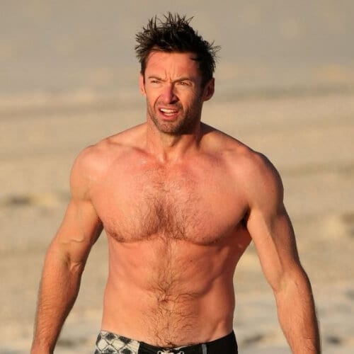 hugh jackman summer hairstyles for men