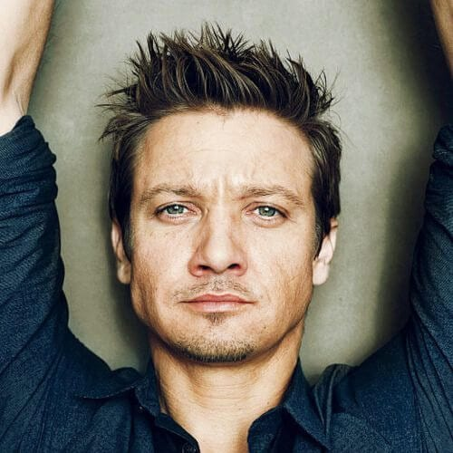 jeremy renner mustache and goatee styles