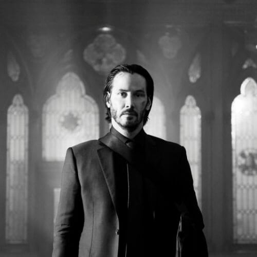john wick keanu reeves hair