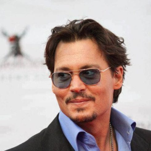 johnny depp mustache and goatee styles