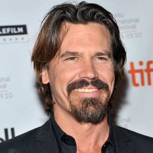 josh brolin mustache and goatee styles
