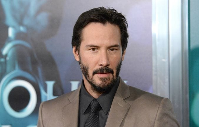 keanu reeves haircut