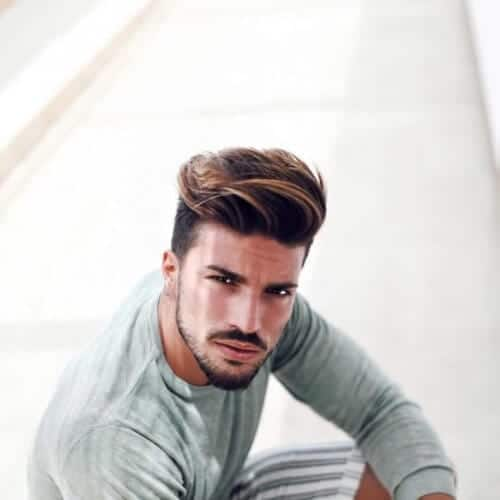 layered summer hairstyles for men