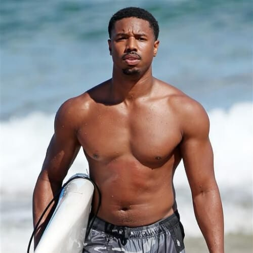 michael b jordan sumemr hairstyles for men