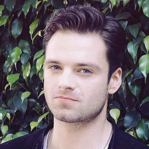 sebastian stan sumemr hairstyles for men