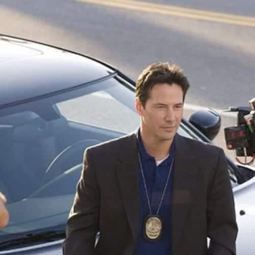 street kings keanu reeves hair