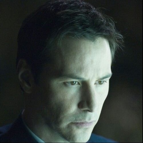 the day the earth stood still keanu reeves hair