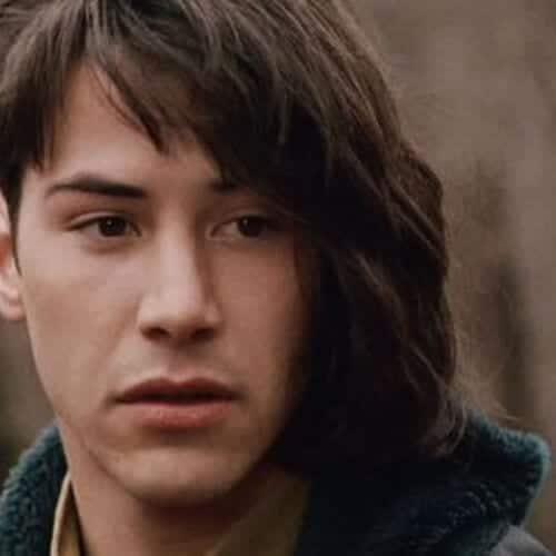 the prince of pannsylvania keanu reeves hair