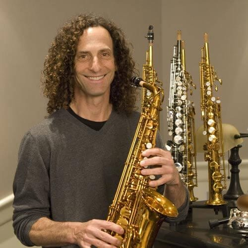 kenny g mens shoulder length hairstyles