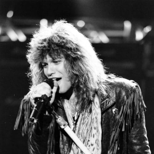 80s glam rock bon jovi old school haircuts