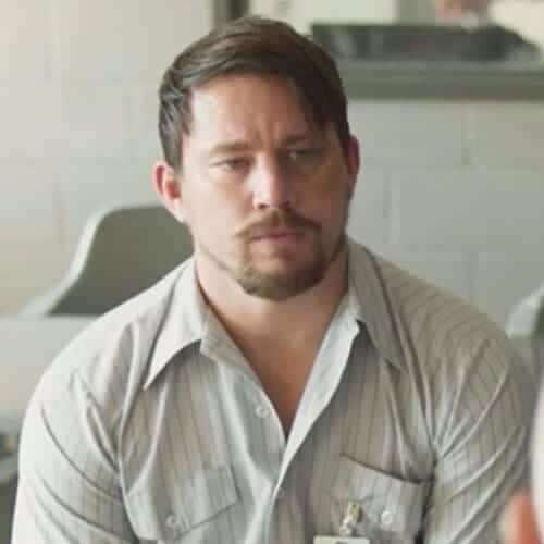 Logan Lucky channning tatum haircut