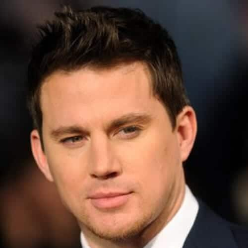 dapper channing tatum haircut