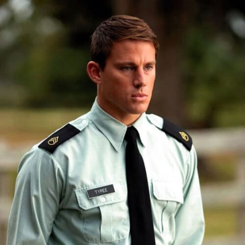 dear john channing tatum haircut