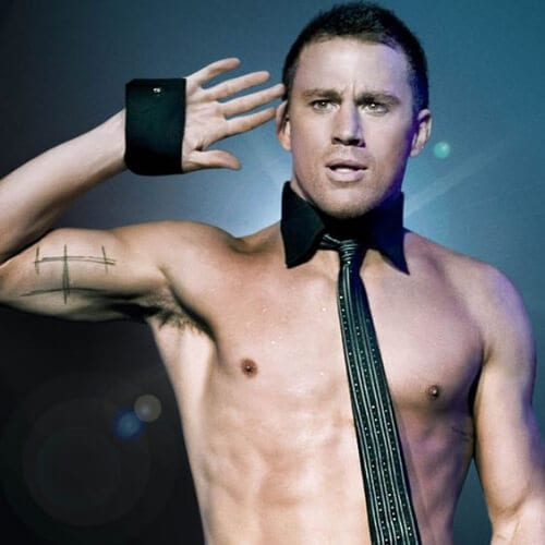 magic mike channing tatum haircut