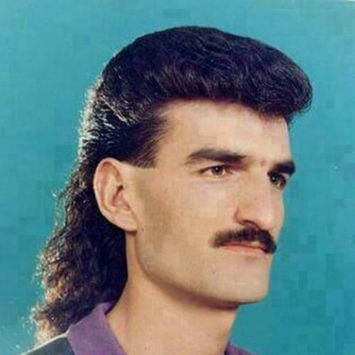 mullet old school haircuts