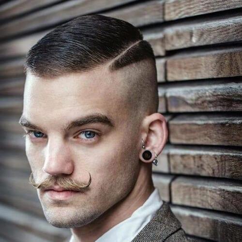 hipster zero fade haircut