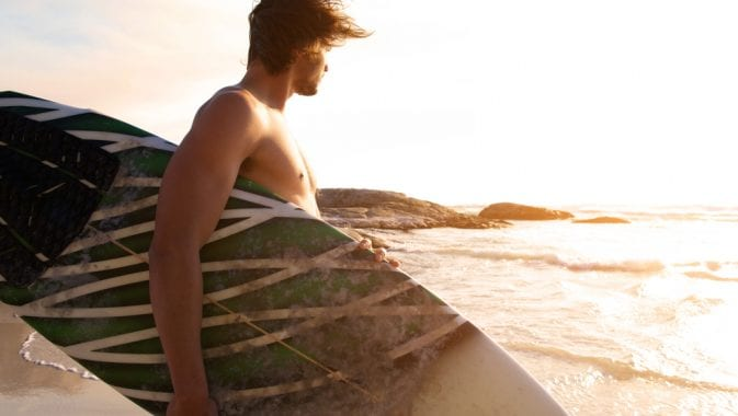 surfer hair for men