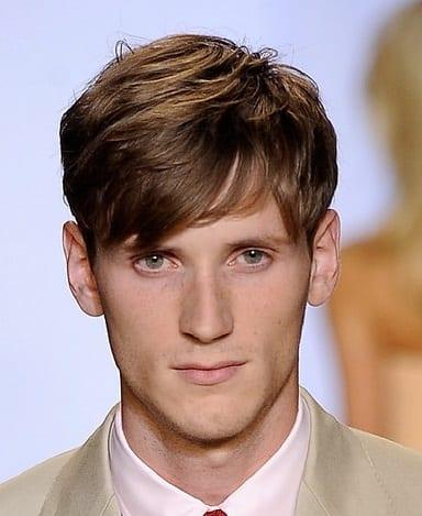 the fringe hairstyle