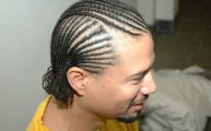 Man With Braids