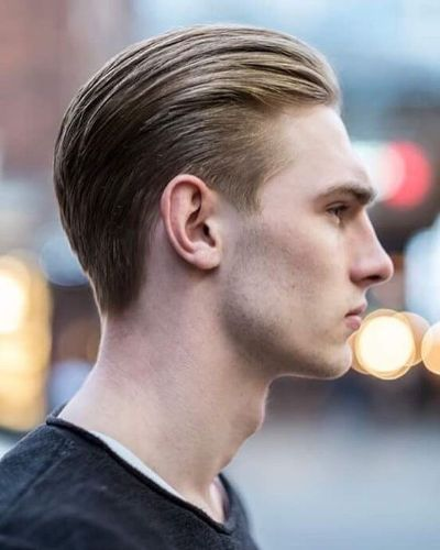 Shape Up Slick Haircut