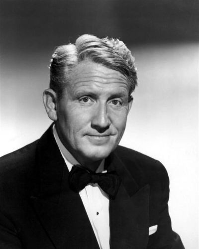 The Grey Hair Side Part Spencer Tracy